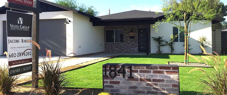 Sell Your Home In Phoenix Arizona | Vestis Group | 602-281-6202